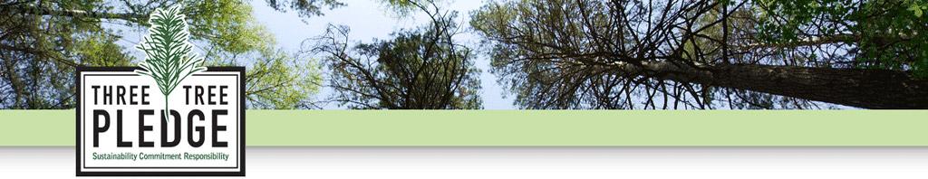 Three Tree Pledge